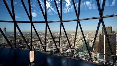 View from the Gherkin