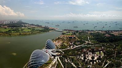 Singapore the gateway to ASEAN