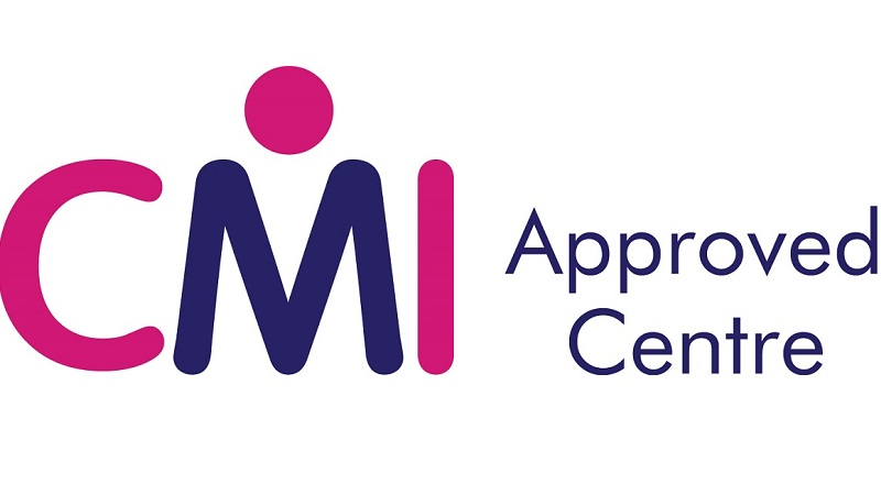 CMI Approved Centre logo