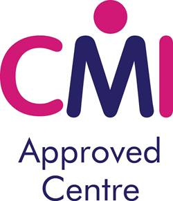 Chartered Management Institute (CMI) Approved Centre logo